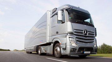 Daimler-Mercedes-kamion